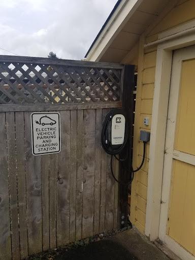 EV Charging station installed